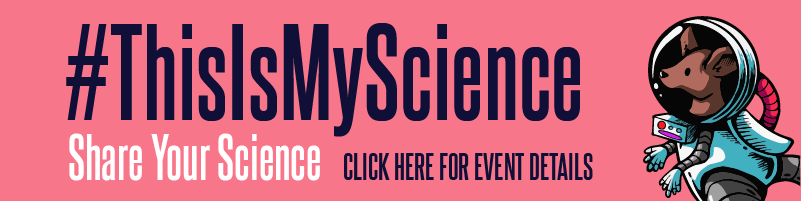 This is my science artwork banner - Click here for event details